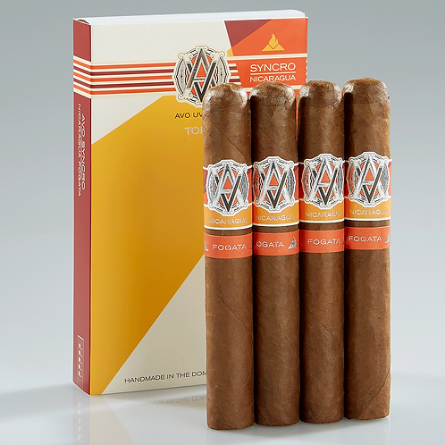 Avo Syncro Nicaragua Fogata (4 Pack)