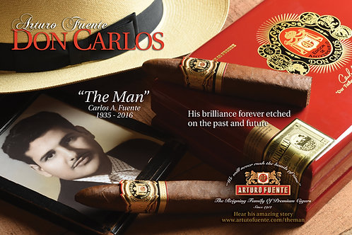 "Arturo Fuente Don Carlos ""Eye of the Shark"""