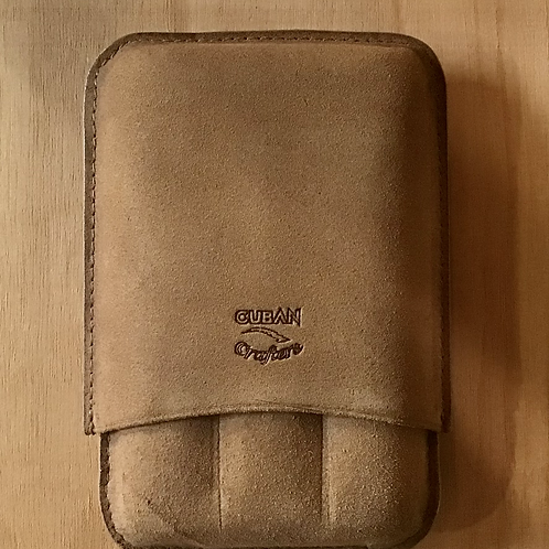 C. Crafters 3-Finger Cigar Case