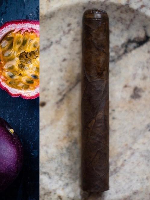 Passion Fruit Cognac Cigar