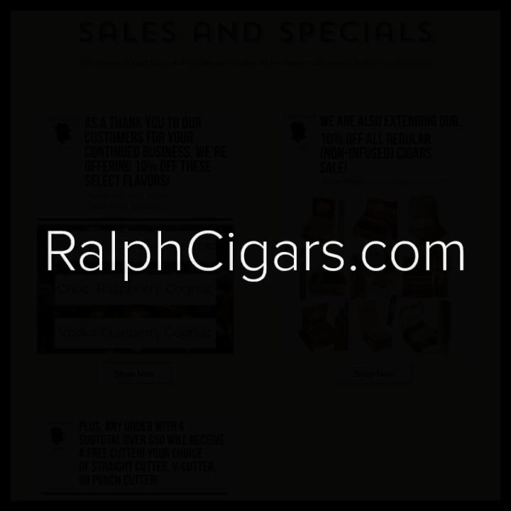 Welcome to Ralph's Cigars (Video)