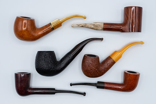 Italian Briar Wood Pipes