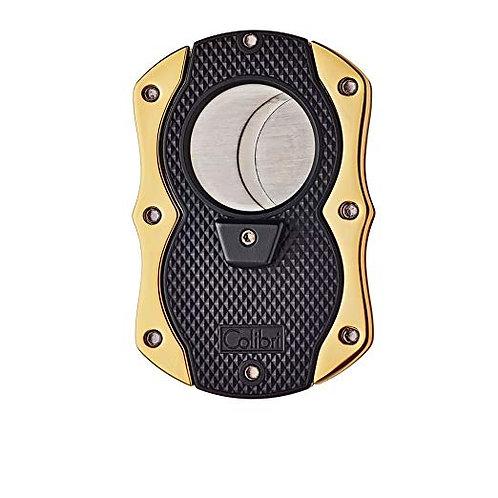 Colibri Monza Straight Cutter - Gold