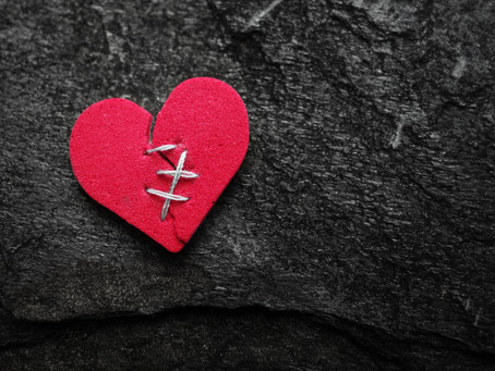 Heal Your Gifted, Sensitive, Broken Heart and Ride the COVID Wave of Grief
