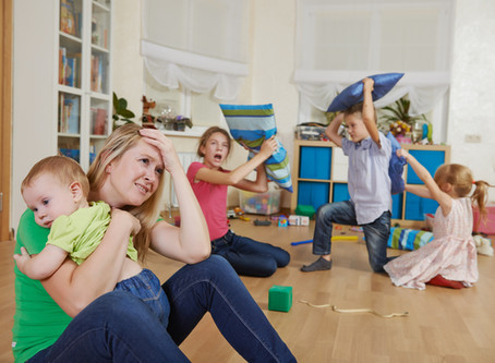 Surviving Summer Vacation With Your Kids