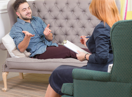 Finding the Right Therapist: With so many to choose from, what's the difference?