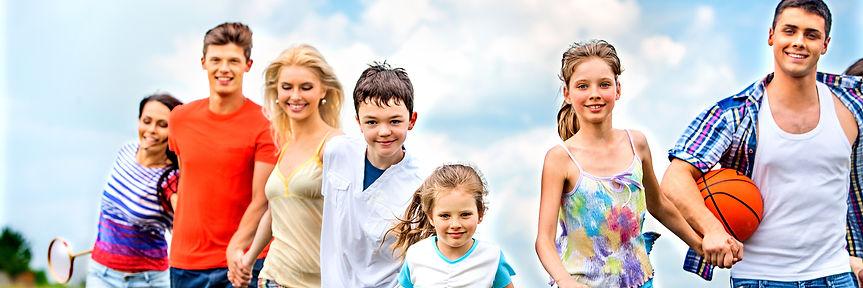 children, teens, youn adults, siblings, peers