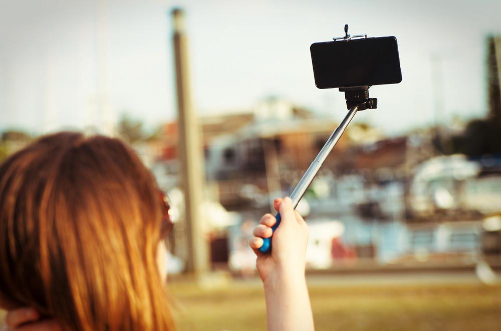 selfie, social media, over share
