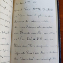 Charlotte's Diary