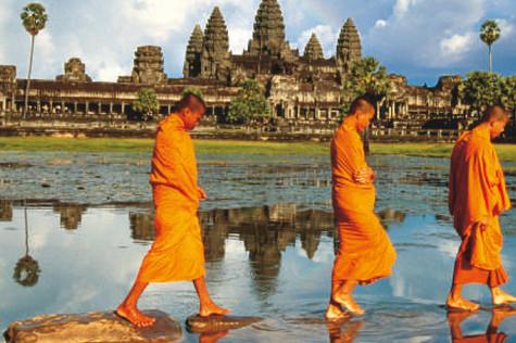 Le 6 cose da fare in Cambogia