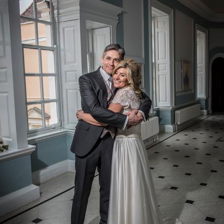 T & J's Wedding at Hintlesham Hall