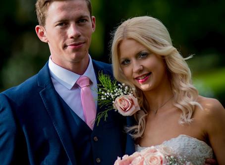 Martha & Jack Wedding at Woodhall Manor