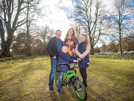 Family Photo Shoot at Bury St Edmunds