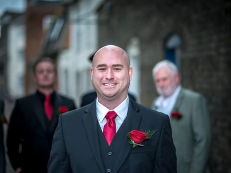 Wedding at The Athenaeum Bury St Edmunds - February 2018