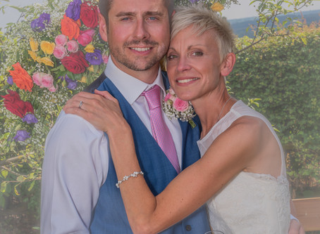 Nev and Abby Wedding