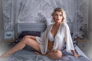 Zoe Boudoir Image