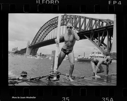 Photos from 1986 Sydney swimmers