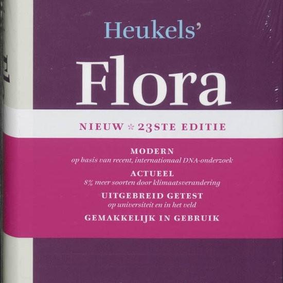 Over Heukels' Flora van Nederland