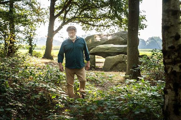 Een avondje buiten met ... prof.dr. Henny Groenendijk, 'Nogmaals archeologisch Haren'