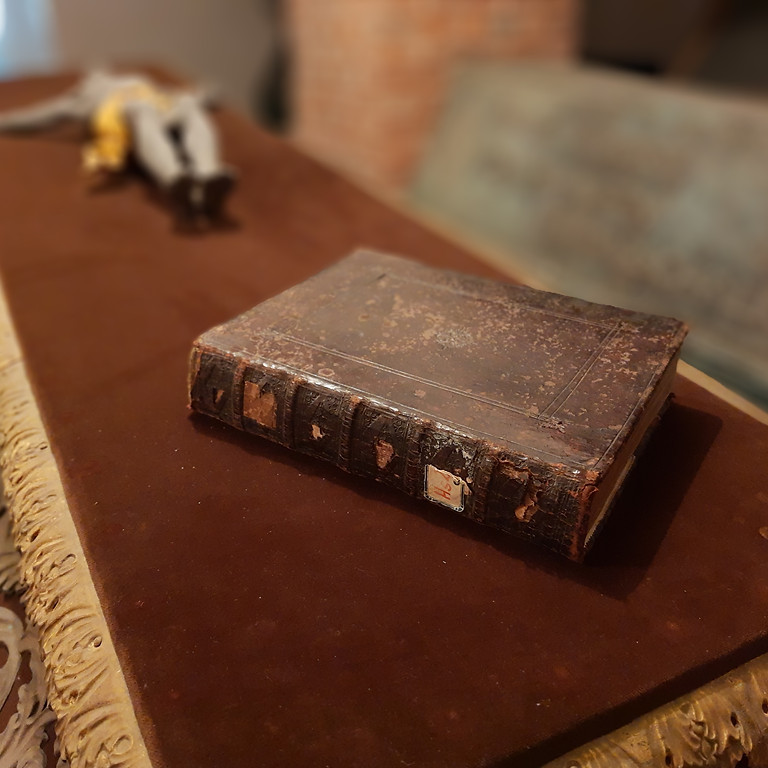 Broodje met Redmer Alma over het kookboek van Occa Johanna Ripperda