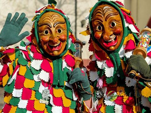 Lofzang op het oude carnaval