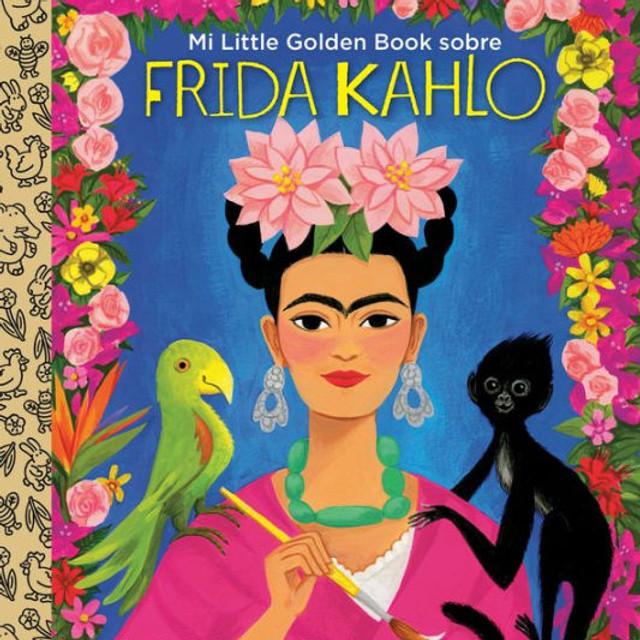 Frieda Kahlo, een inleiding door Karin Haanappel