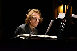 2e Pianorecital TOBIAS BORSBOOM - Dorpskerkconcert