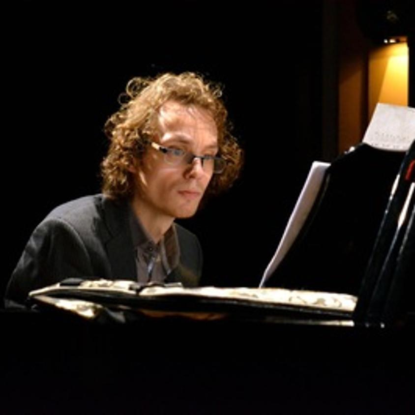 Pianorecital TOBIAS BORSBOOM