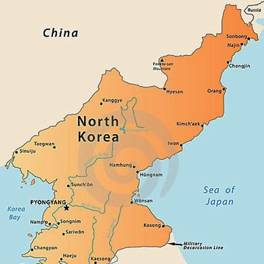 Drs. Marc Roth: Noord-Korea, de verbeelde werkelijkheid