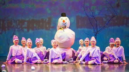 """""""Приключения снеговика"""" — Новогодний концерт 2019"""