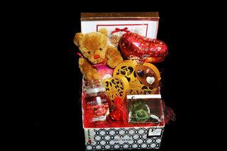 Valentines Day Hamper