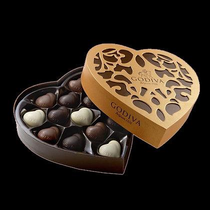 Godiva Chocolate Eid collection