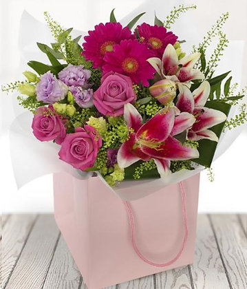 Pleasant Pinks