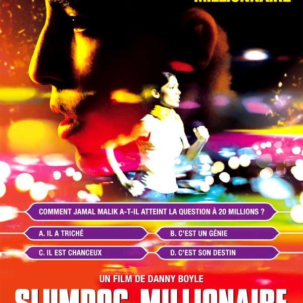Slumdog millionaire 21 août (VO)