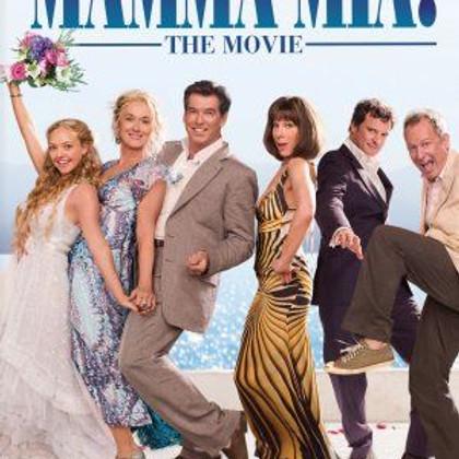Mamma Mia 24 Juillet (VO)