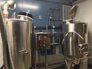 Three Mile Brewing Co. brewing equipment