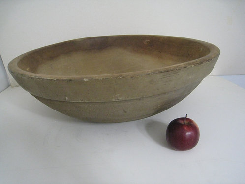 Large Early Mustard Bowl