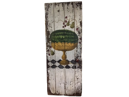 Folk Art 18th. century door