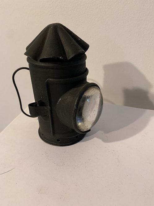 Miniature railroad lamp
