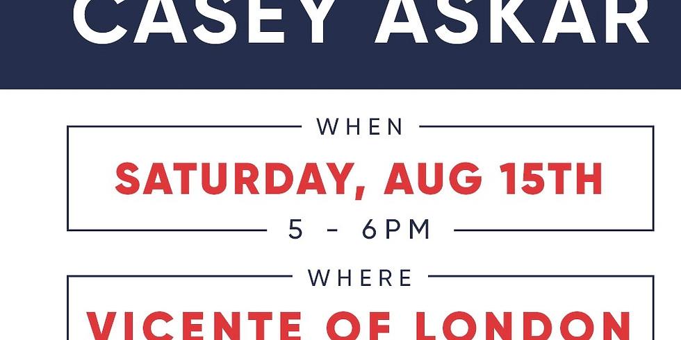 Meet Casey Askar