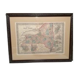 NY Map 1877