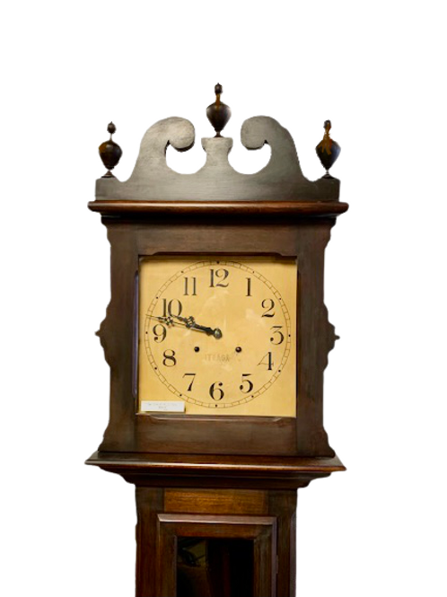 Ithaca Grandfather tall clock