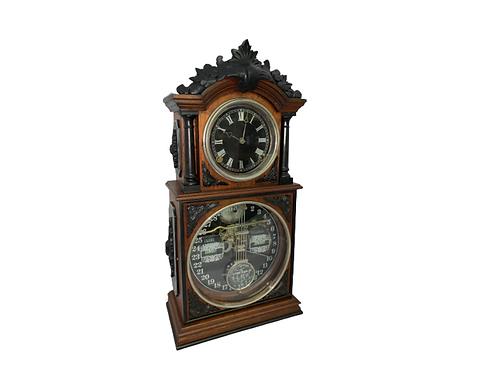 Ithaca calendar clock No. 3 1/2 Parlor