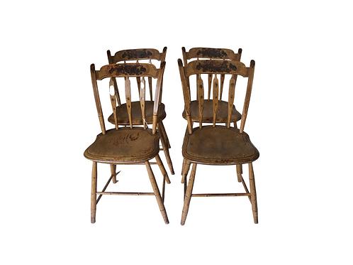 Massachusetts Painted Chairs