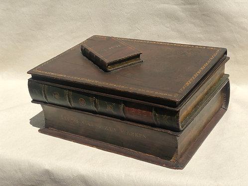 Large Multi-Book Box