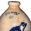 Thumbnail: 2 gallon stoneware jug with bird