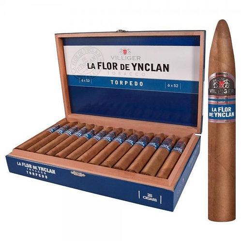 Villiger La Flora de Ynclan Torpedo