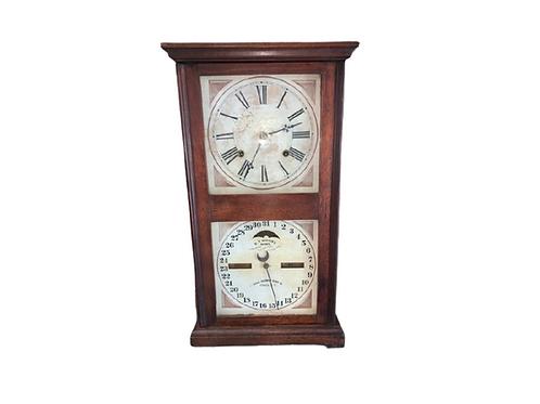 Ithaca #10 Early Farmers clock
