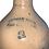 Thumbnail: 2 gallon stoneware jug with bird