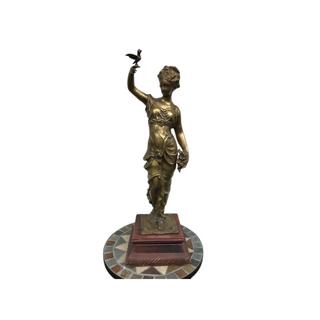 Bronze Statue